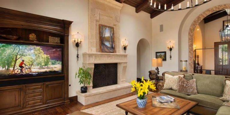 LiveSay-Grumet Rancho Santa Fe Living Area