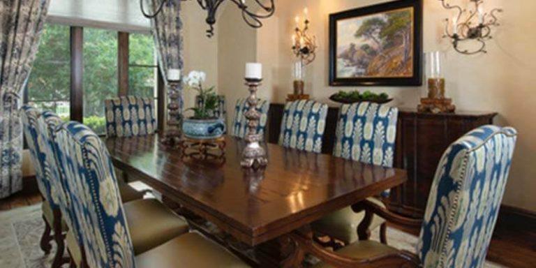 LiveSay-Grumet Rancho Santa Fe Dining Room