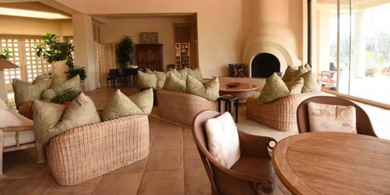 Rancho Santa Fe Great Room